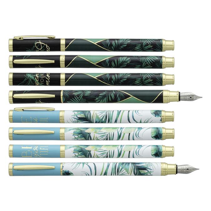 Stylo plume Plumink Colors Green Addict