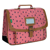 Cartable 38 cm Les Fantaisies Swann Rose
