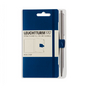 Attache stylo pour carnet Pen Loop Bleu marine