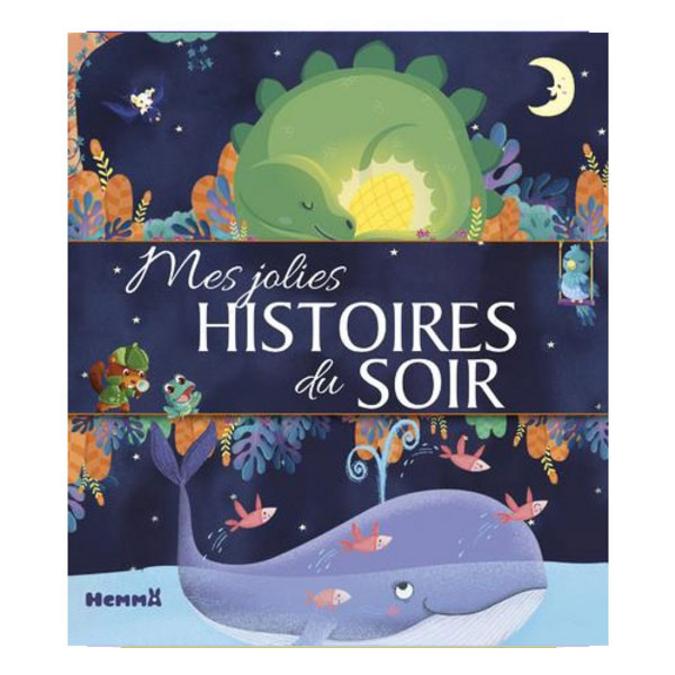 Livre Mes jolies histoires du soir