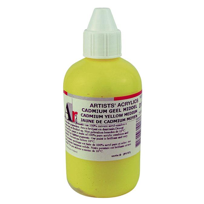 Peinture acrylique Extra-fine 250 ml A6 Blanc cassé O