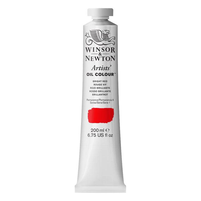 Peinture à l'huile extra-fine Artists' Oil Colour 200 ml 331 Noir d'ivoire AA SO