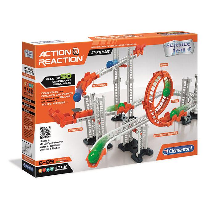 Jeu scientifique Action & Réaction base Starter set