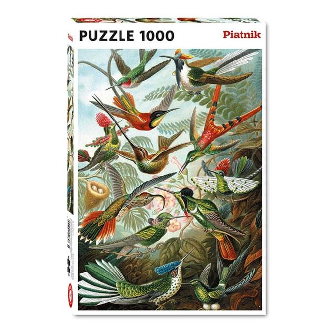 Puzzle Colibris 1000 pièces