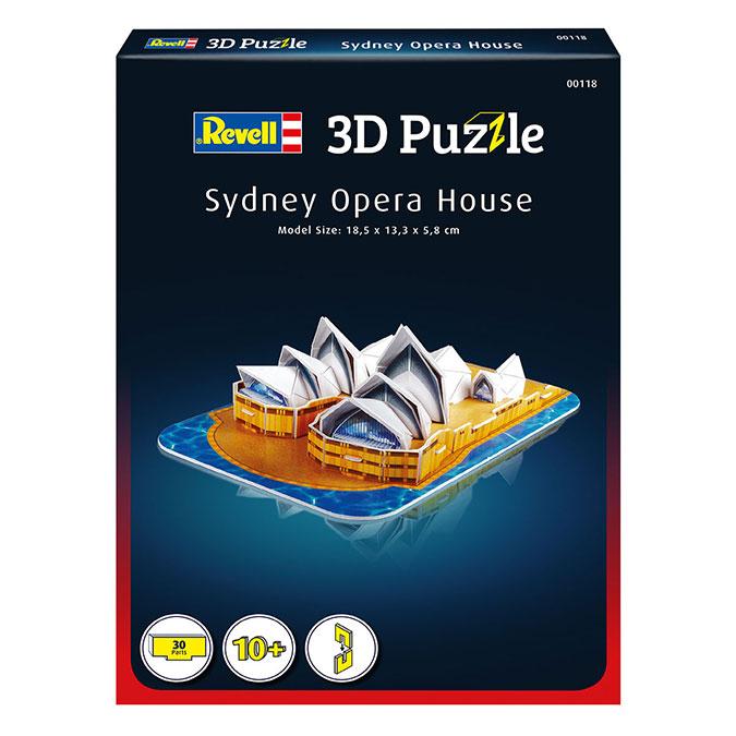 Puzzle 3D Opéra de Sidney