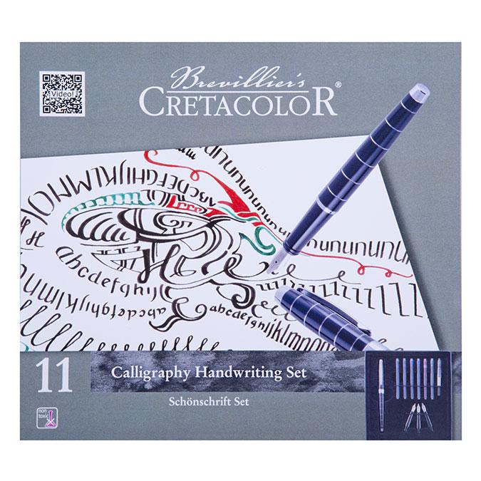 Coffret de calligraphie 11 pcs