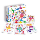 Aquarellum Junior coffret Ballerines