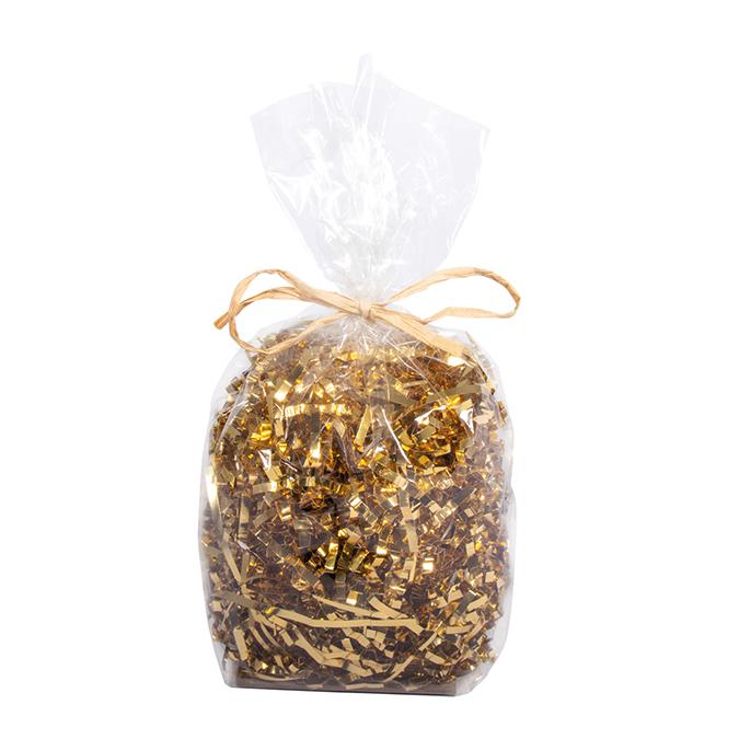 Herbe en papier Métallisée Or 50 g