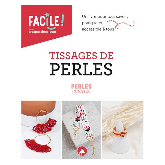 Livre Tissages de perles