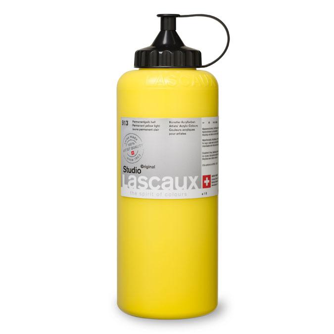 Peinture acrylique extra-fine Studio Original 1000 ml 972 Noir oxyde O ***