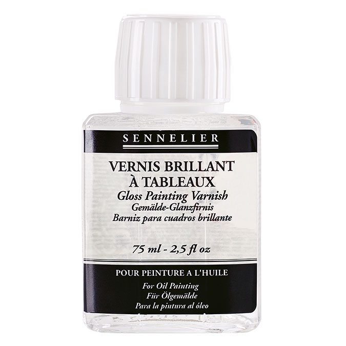 Vernis Brillant à tableaux 75 ml