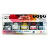 Encre acrylique Abstract Set 5 x 30 ml