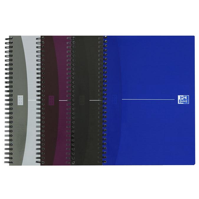 Cahier Office essentials B5 Pointillé 5x5 180 p