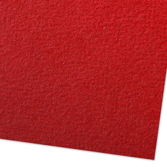 Papier à grain Etival Color 160 g/m² 50 x 65 cm 74 Coquelicot