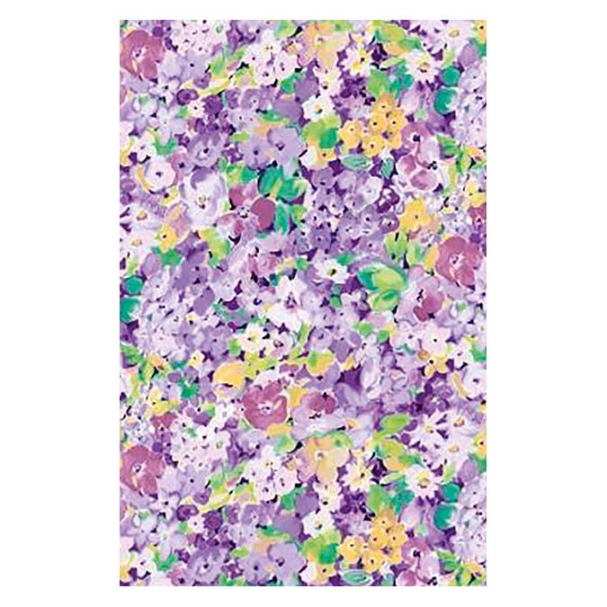 Papier Décopatch 828 Floral violet
