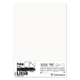 Papier Paint'On Lisse 250 g/m² 50 x 65 cm 10 feuilles