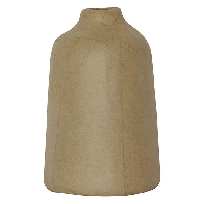 Vase artisanal 13,5 x 13,5 x 21 cm
