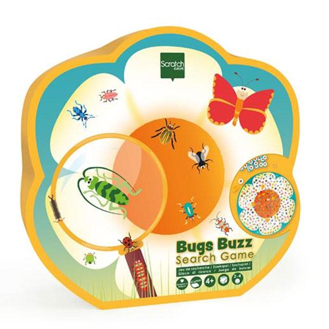 Jeu de recherche Bugs Buzz