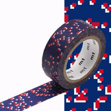 Masking Tape Papier tigre galileo 15 mm x 7 m