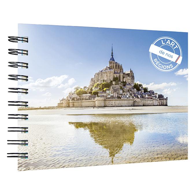Album photo Régions 50 pages Mont Saint-Michel