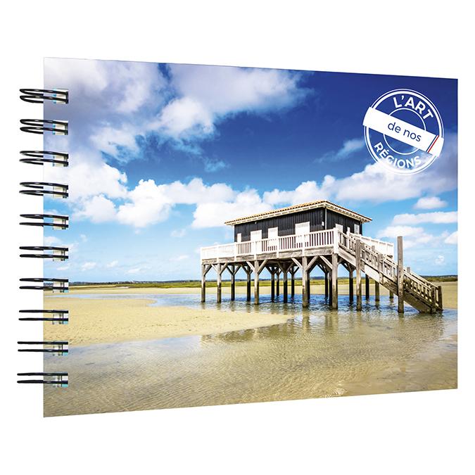 Album photo Régions 50 pages Cabane