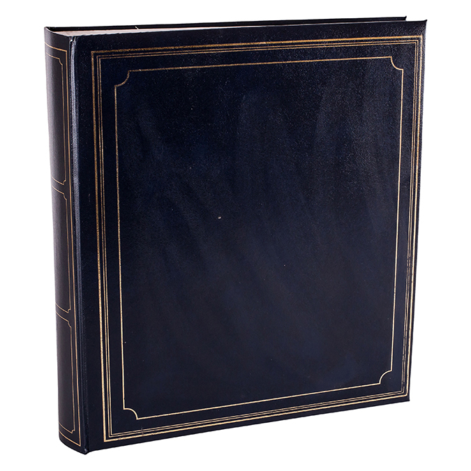 Album photo Empire Bleu 600 vues 10 x 15 cm