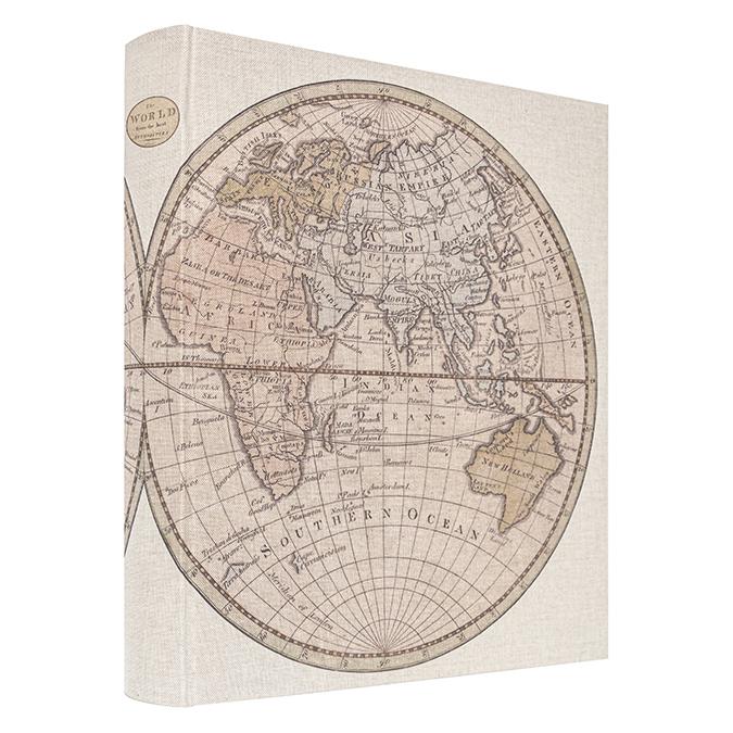 Album photo Map monde 600 vues 10 x 15 cm
