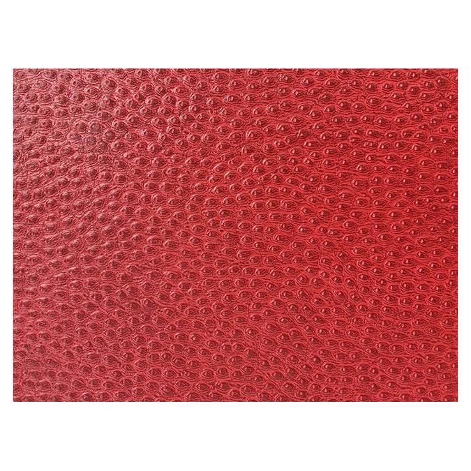 Papier imitation cuir Reptile 50 x 65 cm 130 g/m² Bleu canard