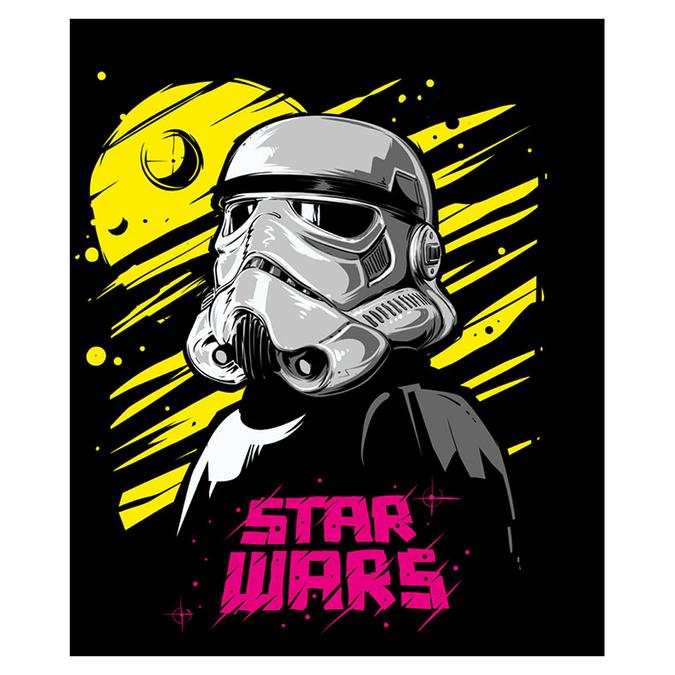 Broderie Diamant kit intermediaire Star Wars Storm Trooper