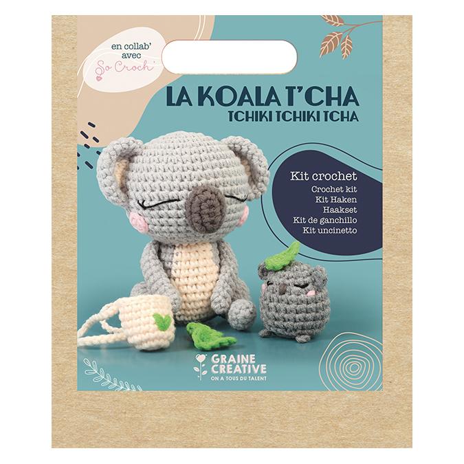 Amigurumi kit animal Koala