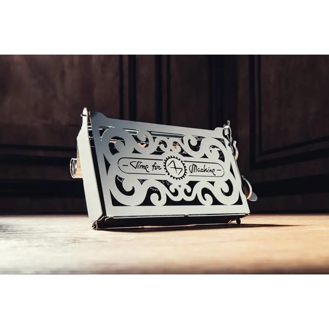 Puzzle 3D mécanique en métal Perfecto Card Case
