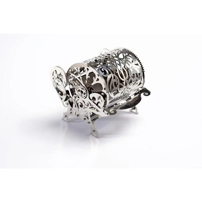 Puzzle 3D mécanique en métal Gorgeous Gearbox
