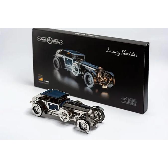 Puzzle 3D mécanique en métal Luxury Roadster