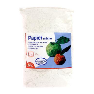 Poudre papier maché sac 1kg oGWsAielC