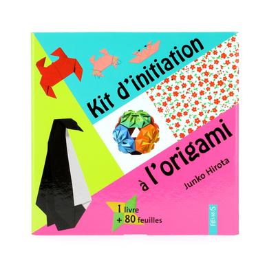 Kit D Initiation A L Origami Livre Et Feuilles