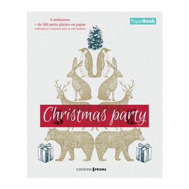 Livre Christmas Party Mon Livre De Noel