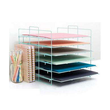 Module De Rangement Pour Papier Scrapbooking Crate Paper Chez Rougier Ple